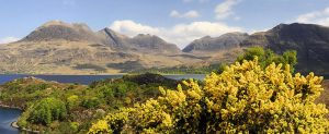 The Torridon hills