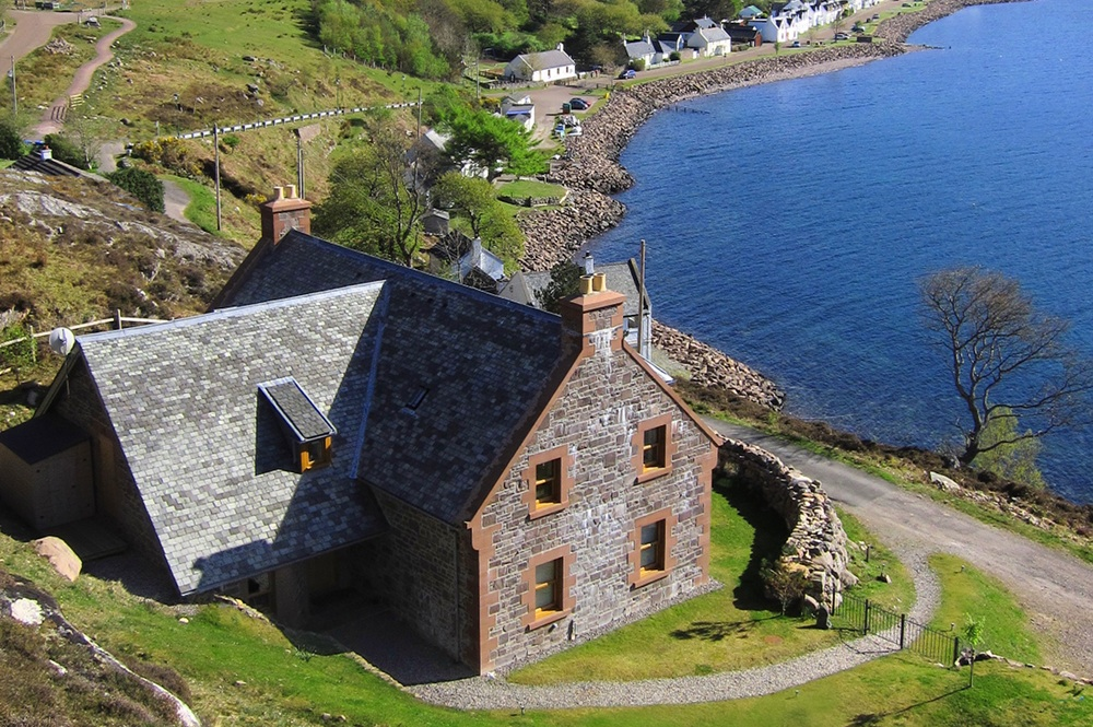 An Cos and Shieldaig Village
