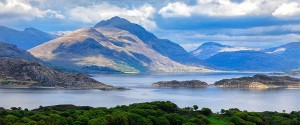 Loch-Torridon & Shieldaig -Walking-Scotland